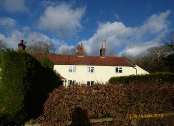 Thumbnail 3 bed terraced house to rent in Belsey Bridge Road, Ditchingham, Bungay