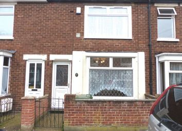 Thumbnail 2 bed terraced house to rent in Bowers Avenue, Grimsby