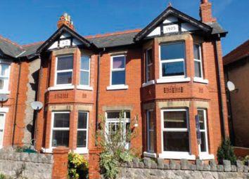 Thumbnail 3 bed detached house for sale in Cadwgan Road, Old Colwyn, Colwyn Bay