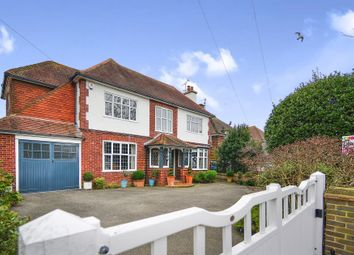 Thumbnail 4 bed detached house for sale in Park Avenue, Eastbourne