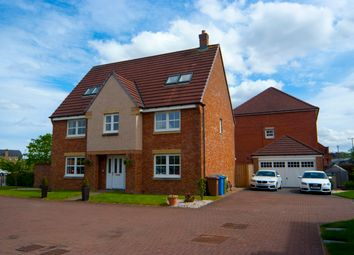 Thumbnail 6 bed detached house for sale in Strang Place, Foundry Loan, Larbert, Falkirk, Stirlingshire