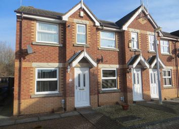 Thumbnail 2 bed end terrace house for sale in Ballantyne Close, Lindengate Avenue, Hull