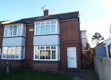 Thumbnail 1 bed maisonette to rent in Coppins Road, Clacton-On-Sea