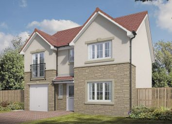 Thumbnail 4 bed detached house for sale in Off Boghall Road, Carluke
