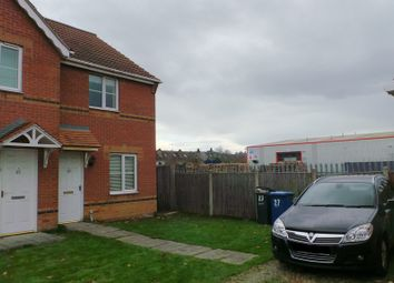 Thumbnail 2 bed semi-detached house to rent in Riverside Approach, Gainsborough