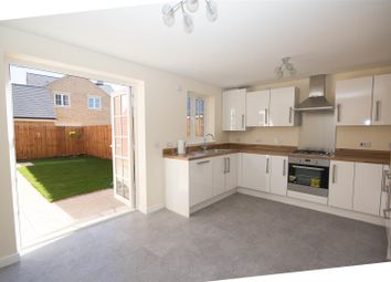 Thumbnail 3 bed semi-detached house to rent in Auralia Close, Berryfields, Aylesbury