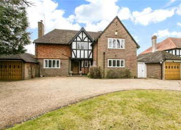 Thumbnail 4 bed detached house for sale in Copperkins Lane, Amersham, Buckinghamshire