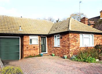 Thumbnail 3 bed semi-detached bungalow for sale in Chaseside Gardens, Chertsey, Surrey