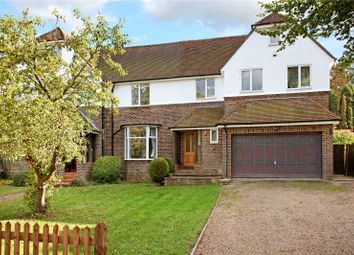 Thumbnail 3 bed semi-detached house for sale in Manor Way, Guildford, Surrey