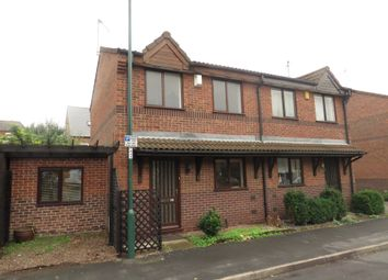 Thumbnail 3 bedroom semi-detached house for sale in Alderney Street, Nottingham