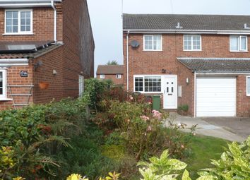 Thumbnail 3 bed end terrace house for sale in Neville Road, Sutton, Norwich