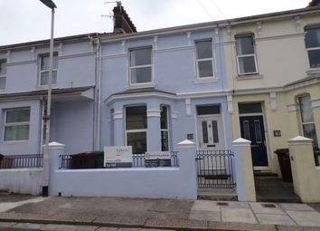 Thumbnail 2 bed property to rent in South Milton Street, Plymouth