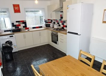 Thumbnail 5 bed terraced house to rent in Windsor Road, Treforest, Pontypridd