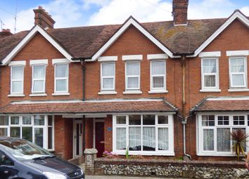Thumbnail 3 bed terraced house for sale in Queen Street, Littlehampton