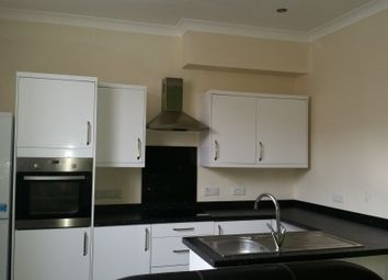 Thumbnail 1 bed flat to rent in High Street, Tutbury, Burton-On-Trent