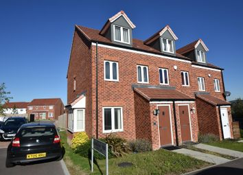 Thumbnail 3 bed end terrace house to rent in Ellingham View, Dartford
