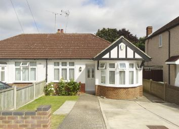 Thumbnail 2 bed semi-detached bungalow for sale in Eversley Avenue, Bexleyheath
