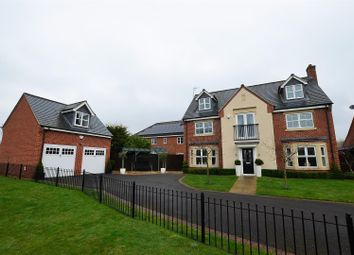 Thumbnail 5 bed detached house for sale in Ecclesbourne Meadows, Duffield, Derby