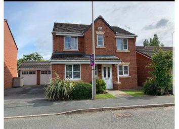 Thumbnail 4 bed detached house for sale in Matterhorn Road, Rivacre