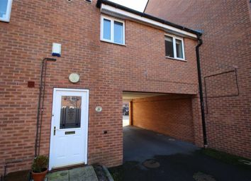 Thumbnail 1 bed flat for sale in Otter Street, Hilton, Derby
