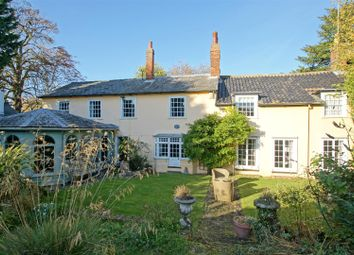 Thumbnail 4 bedroom detached house for sale in Nowton Road, Bury St. Edmunds