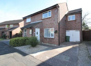 Thumbnail 3 bed semi-detached house for sale in Corn Mill Crescent, Alphington, Exeter, Devon