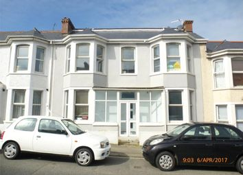 Thumbnail 1 bed flat for sale in Higher Tower Road, Newquay, Cornwall