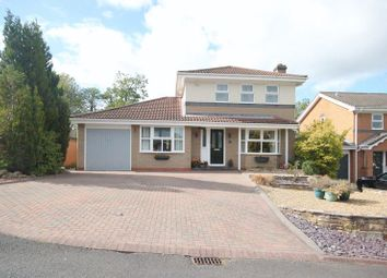 Thumbnail 4 bed detached house for sale in Ridley Close, Hexham