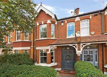 Thumbnail 4 bed terraced house for sale in Normanton Avenue, London