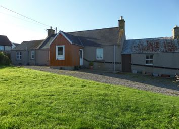 Thumbnail 3 bed detached house for sale in Portskerra, Melvich