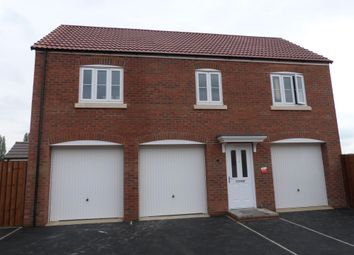 Thumbnail 2 bed detached house to rent in Sealand Way Kingsway, Quedgeley, Gloucester