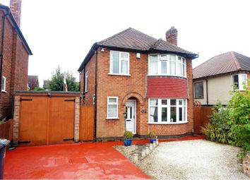 Thumbnail 3 bedroom detached house for sale in Langley Avenue, Nottingham