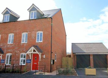 3 bed town house for sale in The Village, Wedgwood Park, Barlaston ST12