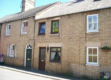 Thumbnail 3 bed terraced house for sale in Rock Road, Oundle, Peterborough