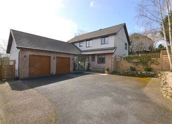 Thumbnail 4 bed detached house for sale in Wood Lane, Truro