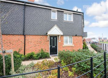 Thumbnail 2 bed maisonette for sale in White Satin Close, Iwade, Sittingbourne