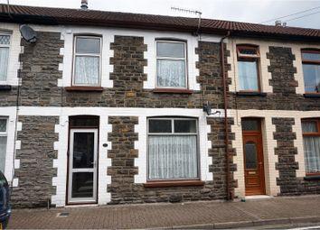 Thumbnail 3 bed terraced house for sale in Telekebir Road, Pontypridd