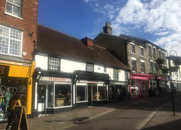 Thumbnail Retail premises for sale in St Johns Street, Bury St Edmunds