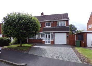 Thumbnail 4 bed detached house for sale in Summer Lane, High Heath, Pelsall, Walsall