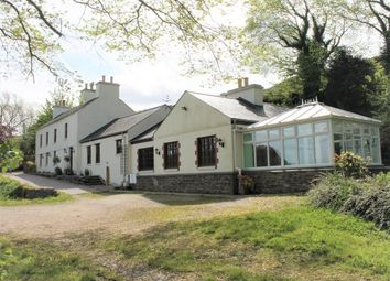 Thumbnail 4 bed detached house for sale in Carrick House + Granny/Holiday Let Annex, Ballamanagh Road, Sulby