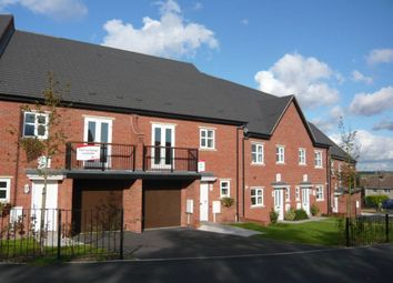 Thumbnail 3 bed town house to rent in South Lodge Mews, Salisbury Drive, Midway, Derbyshire