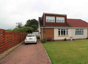 Thumbnail 3 bedroom semi-detached house for sale in Maple Drive, Larkhall