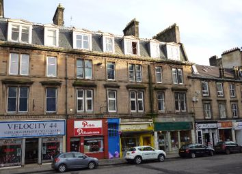 Thumbnail 1 bed flat to rent in Barnton Street, Stirling Town, Stirling