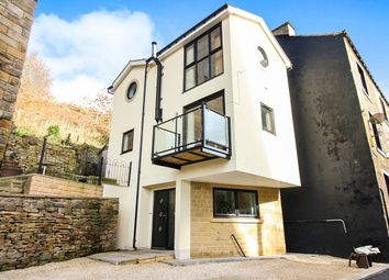 Thumbnail 3 bed detached house for sale in Boy Lane, Halifax