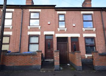 Thumbnail 3 bed terraced house for sale in St. Giles Road, New Normanton, Derby