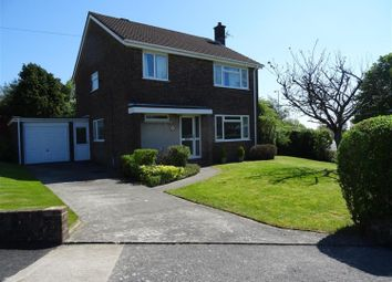 Thumbnail 4 bed detached house for sale in Turberville Crescent, Bridgend