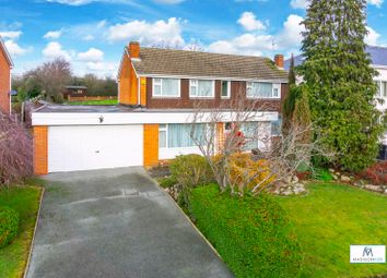 Thumbnail 4 bed detached house for sale in Great Owl Road, Chigwell