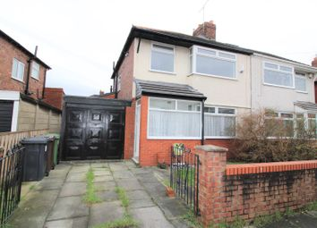 Thumbnail 3 bed property for sale in Vogan Avenue, Crosby, Liverpool