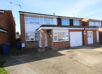 Thumbnail 4 bed semi-detached house for sale in Colne, East Tilbury, Tilbury
