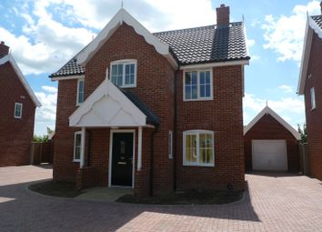 Thumbnail 3 bed property to rent in The Common, Freethorpe, Norwich